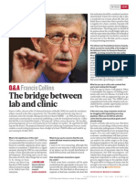 The Bridge Between Lab and Clinic