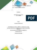 Paso 5 -  Componente práctico alternativo