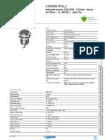 XS630B1PAL2 TDS