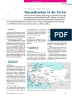 Türkiyedeki Tarihi Su Yapaları Almanca