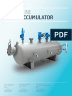 Brochure Steam Accumulator