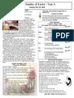 Bulletin - May 10, 2020