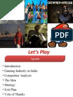 Gaming Inindia
