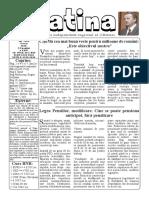 Datina - 8.5.2020 - prima pagină