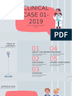 Clinical Case 01-2019 by Slidesgo