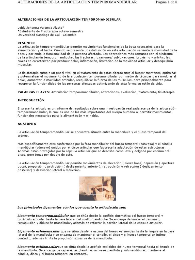 Dorable La Mandíbula Atm Anatomía Bosquejo - Imágenes de Anatomía ...