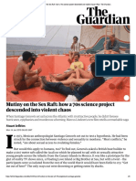Mutiny on the Sex Raft_ how a 70s science project descended into violent chaos _ Film _ The Guardian