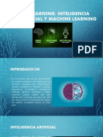 Deep Learning, Inteligencia Artificial y Machine Learning