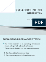 Cost Accounting Ies