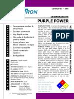 PURPLE-POWER-DEGREASER-TDS--CT-366-(SPANISH).pdf