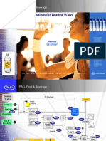 Filtration Solutions for Bottled Water
