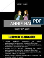 ANNIE HALL 1980