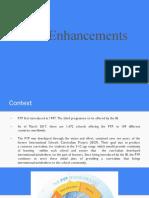 Enhance PYP