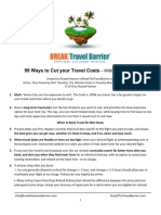 99-Tips-To-Cut-Travel-Costs-Oct-2019