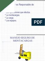 CAPACITACION SEGURIDAD CON MONTACARGAS 3.ppt
