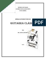 Módulo de GUITARRA CLASICA.pdf
