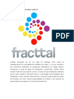 Recurso Adicional 2 - Caso de Éxito en Chile IoT