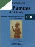 La Cultura y La Literatura Oral de Los Fang-José Manuel Pedrosa