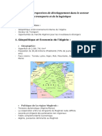 fact sheet transport & logistic Algeria 2014_2