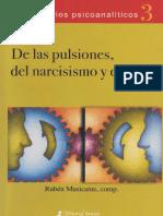 De las pulsiones, del narcisismo y del goce