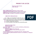 3 Proiect Didactic Matematica