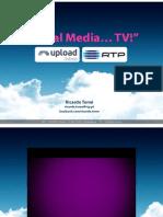 "Ricardo Tomé ""Social Media TV"""