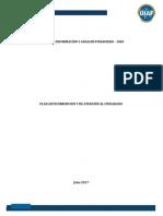 Plan Anticorrupcion y de Atencion al Ciudadano 2017 Actualizado