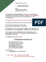 Kurs Latein für Juristen Grammatik Einf. Präpositionen Ablativ