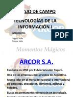 ARCOR S.A.