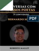#3 Conversas Com Nossos Poetas - Bernardo Souto