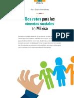 Dos Retos Ciencias Sociales México