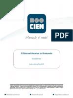 1 el sistema educativo en Guatemala 2010.pdf