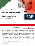 Clase 1 Proyecto de Climatizacion