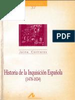 CONTRERAS, Jaime. Historia de la Inquisición Española (1478-1834).pdf