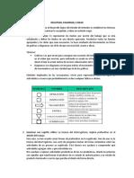 Analisis cap. 7 Registrar, examinar, e idear