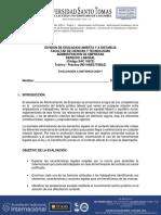 Evaluación Distancia Laboral 2020