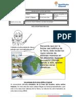 GUÍA DE HISTORIA Paisajes y climas del mundo 4 al 8 de abril 2020