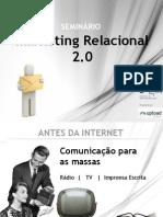 "Miguel Gonçalves""MARKETING RELACIONAL MULTICANAL NA WEB"""