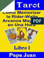 El Tarot (Cómo Memorizar Arcanos Mayores