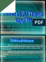 Prezentarea - SISTEMUL DE OPERARE.ppt