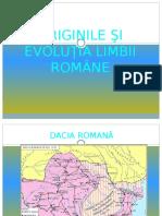 Originea limbii romane(1).pps