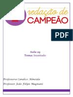 29. EFEITOS DA CENSURA NA DEMOCRACIA BRASILEIRA.pdf