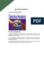 La promocion de los derechos humanos