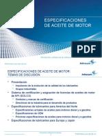 3- Especificaciones de Lubricantes de Carter Automotrices.pptx