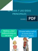 El_tema_y_las_ideas_principales