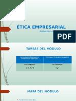 ÉTICA EMPRESARIAL- Presentación