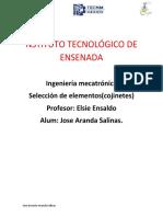 BALEROS SELECCION DE ELEMENTOS