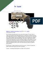 Weiss Piezoelectric pistol