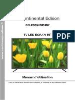 continental-edison-55k0816b7-tv-led-4k-uhd-140cm-3612404986599