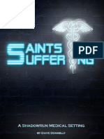 Shadowrun Sourcebook All Saints Hospital